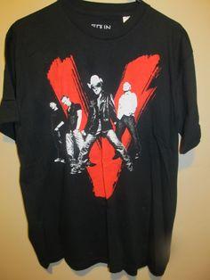 2005 U2 Vertigo tour shirt , Large - Apparel