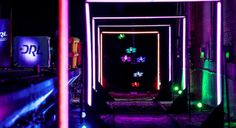 Start Your Drones: An Inside Look At The Drone Racing League