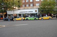 Lamborghini Love Parade