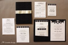 Karina and Alan - Zenadia Design Pocket Invitation, Invite, Lace Invitations, Mj, Save The Date, Dates, Fairy, Wedding Ideas, Culture