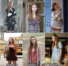 Lydia, depuis toujours et à jamais la plus belle ❤