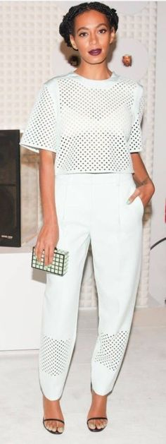 Sleeve crop top & mesh pleated full skirt, white