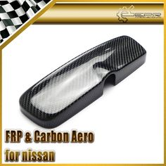 79.00$  Watch here - http://alijrl.worldwells.pw/go.php?t=32463246685 - Car-styling For Nissan Skyline Carbon Fiber Room Rear View Mirror Cover(R33 GTR GTST Spec 1 R33 4 Door R34 All Model) In Stock 79.00$