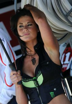 Yamaha Racing Girl