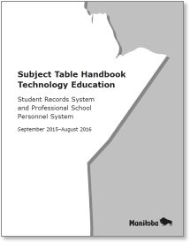 The Subject Table Handbook: Technology Education reflects changes to course codes, credits, etc. that apply to the Manitoba school year. Educational Technology, How To Apply, Coding, Student, School, Table, Desk, Bench, Tabletop