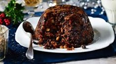 Afbeeldingsresultaat voor mary berry's christmas pudding goodfood