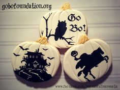 Halloween Cookies for the Go Bo! Foundation           2www.facebook.com/YouCanCallMeSweetie  http://statigr.am/tag/youcancallmesweetie  http://web.stagram.com/n/youcancallmesweetie/