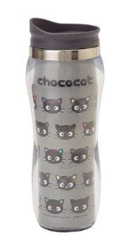 'Sanrio, Pattern Chococat Stainless Steel Mug via Wish
