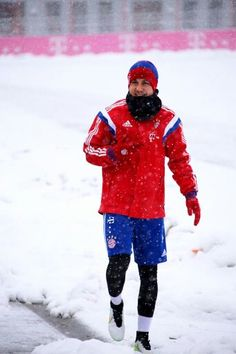 FC Bayern training 02/02/2015