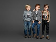 Flip through some of the cutest outfits for kids (and your inspiration) from the Dolce & Gabbana 2014 collection. Description from…