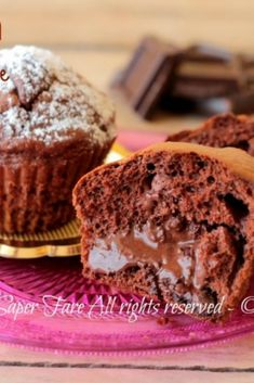Muffins, American Cake, Best Italian Recipes, Plum Cake, Cake Cookies, Cupcakes, Biscotti, Food Dishes, Sweet Recipes