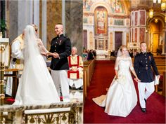 Teddy and Emma | Washington DC Wedding- Love this church!