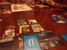 7 Wonders Rpg Board Games, My Favorite Things