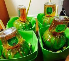 Cali Apples — Infused Crown Apple (w/shot) Ciroc Pineapple, Gourmet Candy Apples, Crown Apple, Apple W, Alcoholic Drinks, Cocktails, Cocktail Drinks, Liquor Drinks, Alcohol Recipes