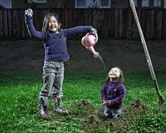 A Father Who Creatively Captures His Kids (20 photos) - My Modern Metropolis