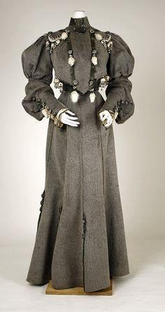 Dress 1902-1904 The Metropolitan Museum of Art