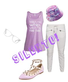 """""""♥Silento♥"""" by glory4you ❤ liked on Polyvore"""