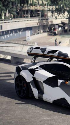 Jon Olsson Lamborghini Gallardo