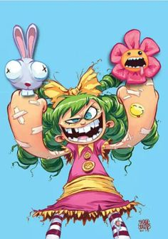 I Hate Fairyland by Skottie Young *