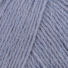 A touch of luxury that's cool, calm and collected, this cashmere/cotton mix yarn from Lang Yarns is seriously sophisticated. The chainette structure gives the yarn a weightless feel which makes it a great choice for tops and wraps that will see you out of summer and into autumn.