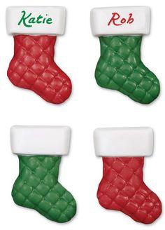 Molde para bombones Calcetines de Navidad - El Dulce de Pau #moldeparabombones #moldesreposteria #moldesparanavidad #navidad #wilton