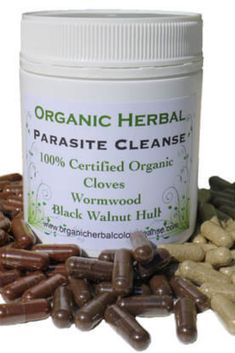 Strongest Organic Herbal Parasite Cleanse Treatment Detox Cleanse for human parasites and worms. Freshly made when ordered from fresh ground certified organic herbs and spices. Herbal Colon Cleanse, Parasite Cleanse, Herbal Detox, Liver Fluke, Detox To Lose Weight, Intestinal Parasites, Organic Herbs, Eating Raw, Health Diet