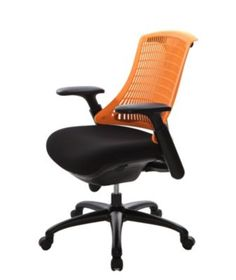 Shop Staples® for At The Office 10 Series Supportiveflex Task Chair With Adjustable Arms & Synchro Tilt Mechanism, Orange Back and enjoy everyday low prices, plus FREE shipping on orders over $39.99. http://www.staples.com/ATO-10-Series-Supportiveflex-Task-Chair-With-Adjustable-Arms-Synchro-Tilt/product_395737