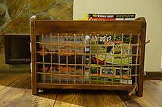 Newspaper stand. Newspaper Stand, Liquor Cabinet, Magazine Rack, Storage, Home Decor, Purse Storage, Decoration Home, Room Decor, Larger