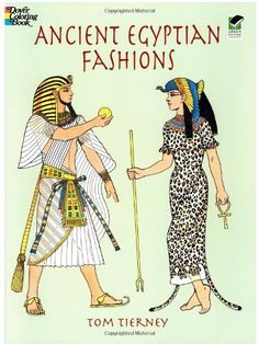 Ancient Egyptian Fashions (Dover Fashion Coloring Book) by Tom Tierney, http://www.amazon.com/dp/048640806X/ref=cm_sw_r_pi_dp_lP1xsb1RW8SNK