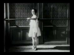 Tamara Karsavina - Taking class c1920  Wow! Interesting.