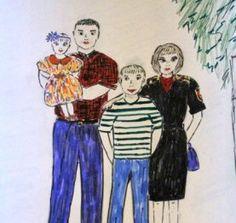 Выставка «Семейные портреты полицейских» в УМВД Домодедово