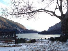 Molveno and the lake. Ph @Giacomo Bonetti