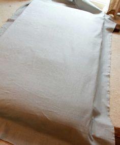 como hacer cabeceros de cama forrar cabecero tela