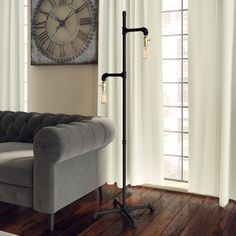 "Trent Austin Design Wheeler 64"" Tree Floor Lamp & Reviews 