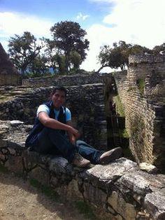 Acabo de compartir la foto de JOEL PAULINO que representa a: Kuelap