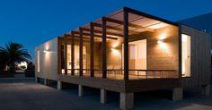 TreeHouse modular prefab house