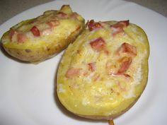 Dorothy Sweet: Cartofi umpluti cu sunca