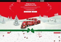 Świąteczna Ciężarówka Coca-Coli odwiedzi Lidzbark Warmiński  7 grudnia 2015r. godz. 15:00 - 21:00 (plac pod Wysoką Bramą)