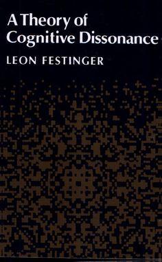 A Theory of Cognitive Dissonance - Leon Festinger - Google Books