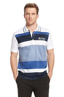 b3f8e3474 BOSS collection for men & women   Distinctive & Chic. Green Polo ...