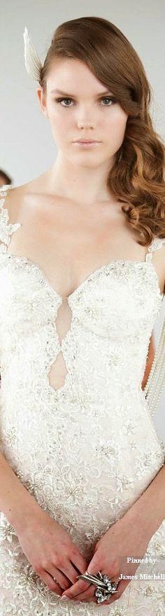 Galia Lahav Spring 2015 La Dolce Vita Bridal Collection