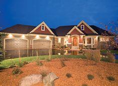 Sparkling Craftsman Home - Plan #091S-0002 | houseplansandmore.com