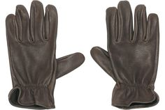 Deerskin Work & Garden Gloves