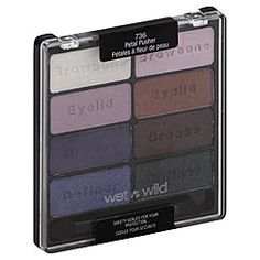Wet N Wild Coloricon Eyeshadow Collection, Petal Pusher 736, 0.3 oz (8.5 g)