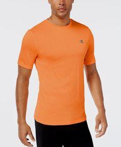 Champion Men's Short Champion Men's Short-Sleeve Performance T-Shirt Running Wear, Running Pants, Sport Shorts, Mens Running, Gym Shorts, Workout Shorts, Mens Fitness, Champion, Sleeve