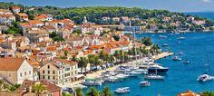 Lo sapevate che la città di #Hvar è dominata da una Fortezza Spagnola?