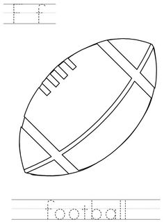 football coloring pages for kids football coloring page twisty