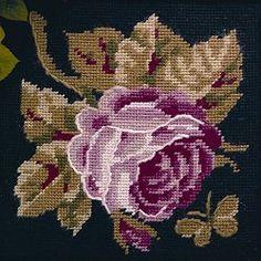 Glorafilia Rose Tapestry Needlepoint Kit GL494
