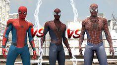 Spider-Man: Homecoming vs. The Amazing Spider-Man vs. Spider-Man   SUPER...