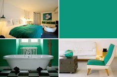 Superb emerald green declared color of the year by Pantone, synonym for well-being, for balance and for harmony, at the same time strong and brilliant. I just love it.